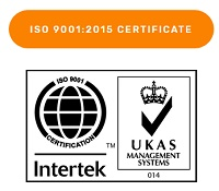 EMS Confirmed Certified to ISO 9001:2015
